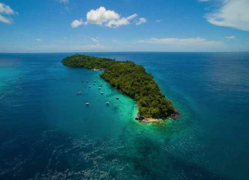 Rubiah Island The Paradise Of Snorkeling Lovers Beauty